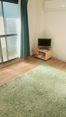 単身者用ワンルームマンション-居室2